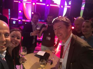 Team Beequip bij de Dutch Marketing Awards