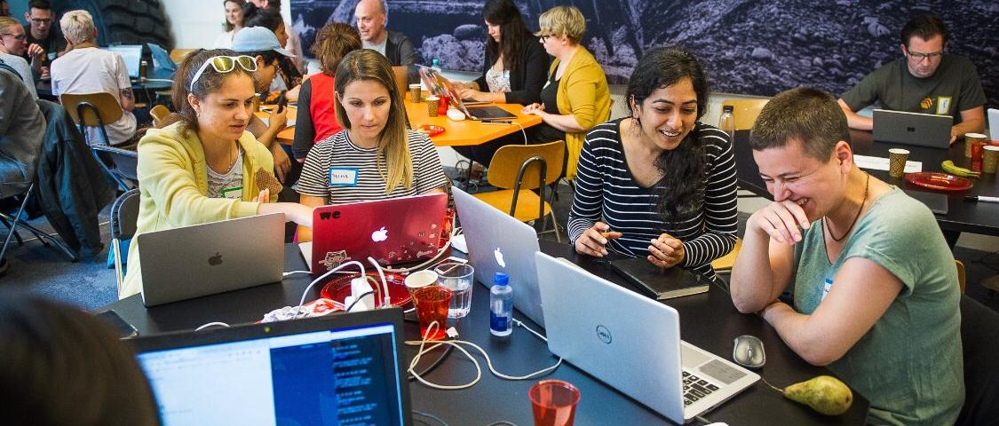 Rails Girls bij BEEQUIP